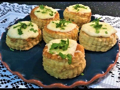 vols--aux--vent-à-la-sauce-béchamel-et-au-thon-طريقة-تحضير-فولوفون-بالبشاميل-و-الطون