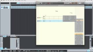 Rewire Notion 4.0 to Studio One 2.6