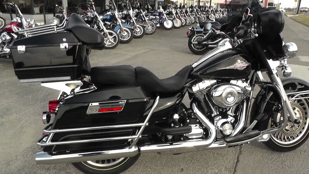 628971 2010 harley davidson electra glide classic flhtc used motorcycle for sale youtube. Black Bedroom Furniture Sets. Home Design Ideas