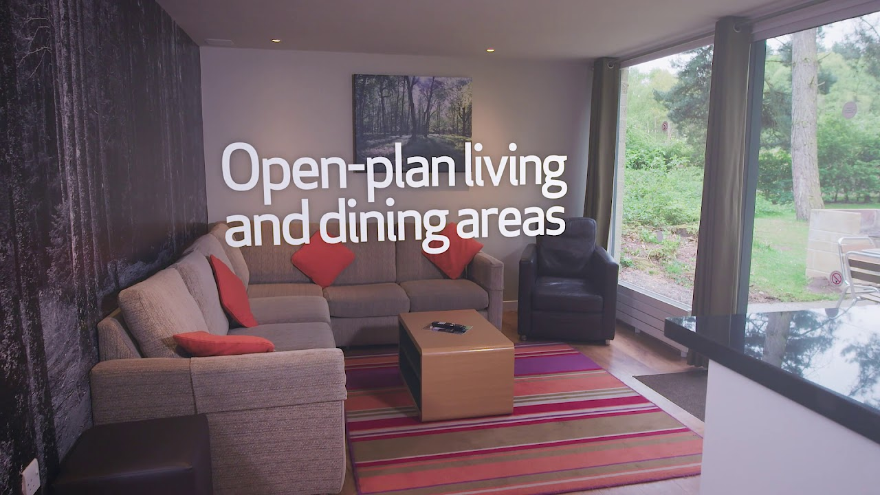 Center Parcs Longford Forest Woodland Lodges Youtube