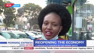 Bar owners satisfied with Uhuru's decision to reopen bars and restaurants | Morning Express