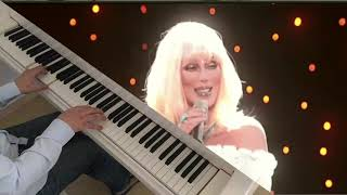 Cher - The Shoop Shoop Song (It's in his kiss)  - Piano