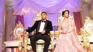 Asian Wedding Video | Walima| Bolton Excellency