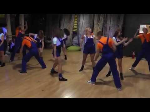 Zouk Fusion - Wakko&Masha, Flashmob, Industrial Zouk Show, Casino