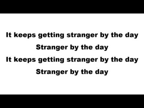 Stranger By The Day by Shades Apart  Karaoke