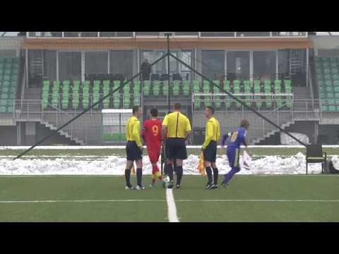 Reprezentacija U15 BiH vs Crna Gora - Zenica 05.12.2017.