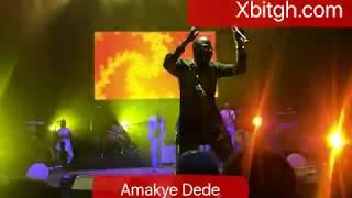 Amakye Dede Performs at Sarkodie Da Highest Concert in NYC