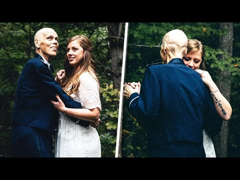 Lance Houston - Bride-to-Be Shares Beautiful Dance with Her Dad