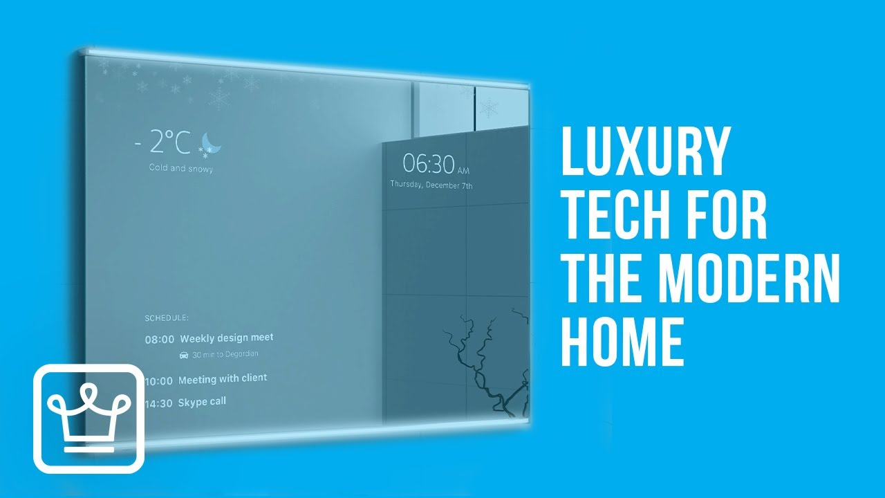 10 Best Luxury Tech For the Modern Home