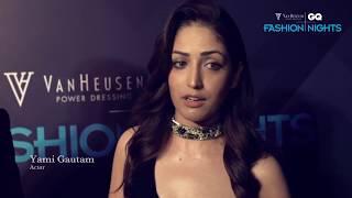 Women at Van Heusen Fashion Nights | Van Heusen GQ Fashion Nights 2016-17