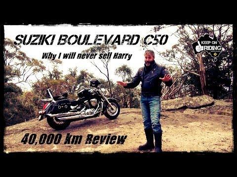 Suzuki Boulevard C50 - 40,000km Review