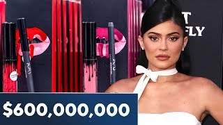 Kylie Jenner SELLS Majority of Kylie Cosmetics!