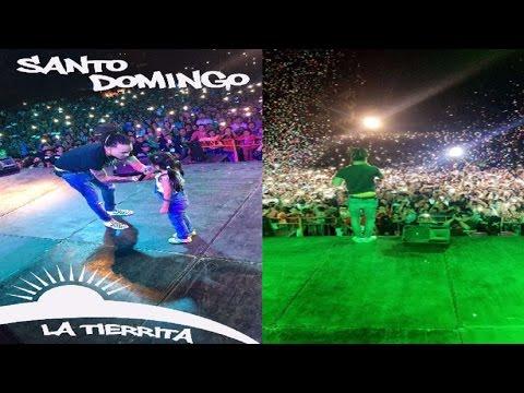 Ozuna concierto en Santo Domingo, Ecuador (Resumen)