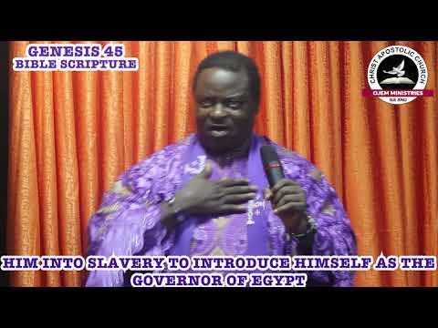 Prayer From Prophet Dr. Boladapo Ayorinde (JP)