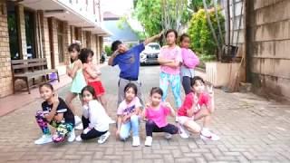 KIDS DANCE HIP HOP DANCE CHOREOGRAPHY KIDS DANCE INDONESIA