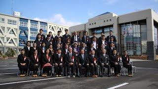 岐阜第一高等学校 タイ王国 セントジョーンズ学園来校の様子