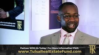 20 Year Real Estate Guru Sean Harris Talks About the Tulsa Real Estate Fund Proud To Partner Program