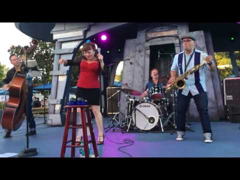 Rip It Up  Aileen Quinn & the Leapin' Lizards