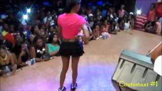 The Dancehall Queen Show 2013 @ Charlies Club (Spotlight Photography Coverage)