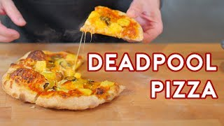 Download Binging with Babish: Pizza from Deadpool Mp3 and Videos