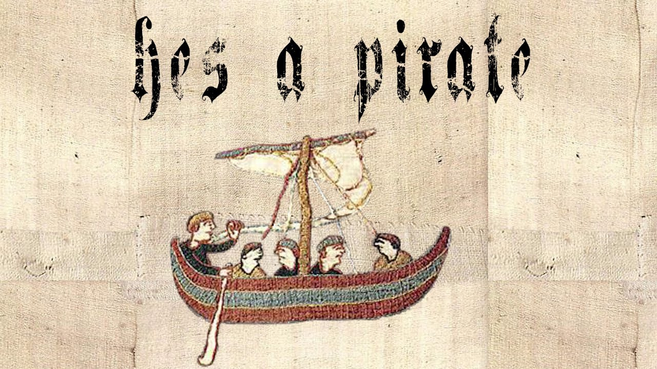 Download He's a Pirate (Pirates of The Caribbean) - Medieval Style