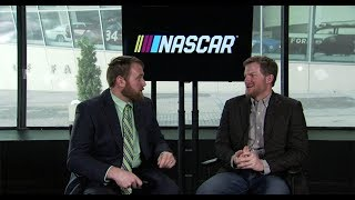 Dale Earnhardt Jr. Live With Nascar.Com