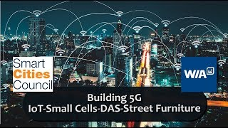 WIA Smart Cities Council 5G