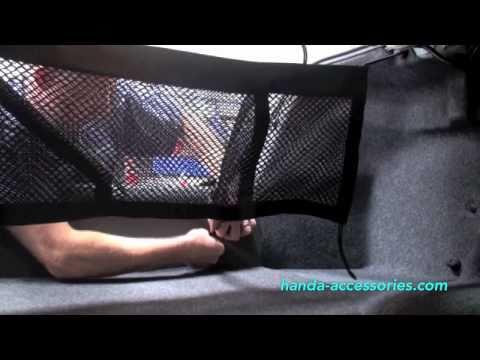 Accord Cargo Net Installation (Honda Answers #13)