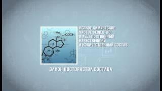 Интересные факты по школьным предметам. Химия. Закон 1