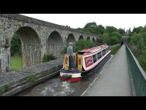 Llangollen Canal, Hurleston Junction to Chirk.