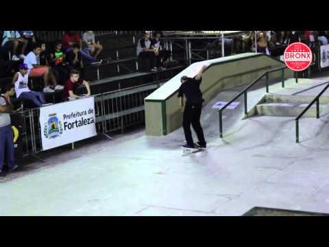 BRONX STREET CULTURE - Eliminatórias - Mundial de skate 2014 - Fortaleza