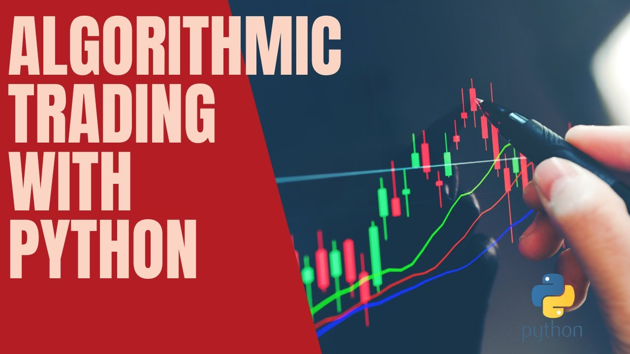 Live Trading using Python and Jupyter Notebook. (Bollinger Band and Algorithmic Trading).