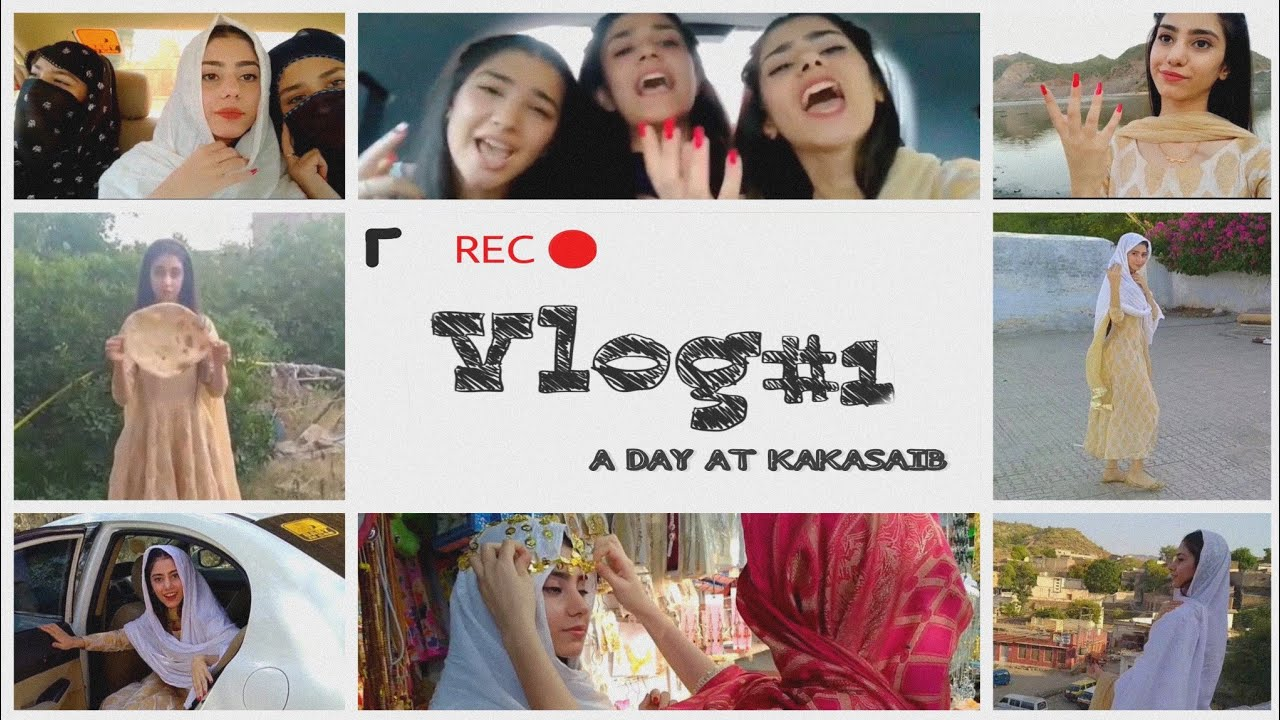 Download Exploring My Village - Maimoona Shah Vlog