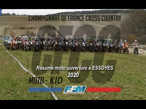 moto, cross, cross country, enduro, championnat de France, ffm, cfcc 2020 essoyes (10)
