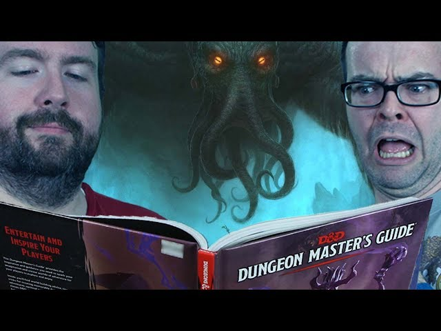 50k SUBSCRIBERS SPECIAL: Great Old Ones, 5e Problems, Thrown Weapons - 5 Dungeons & Dragons