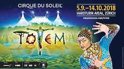 Cirque du Soleil - TOTEM | Premiere in Zürich