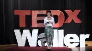 Bullying | Kaleigh Thompson | TEDxWallerMiddleSchool