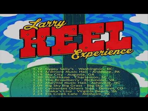 Larry Keel Experience Full Show @ Asheville Music Hall 1-27-2018