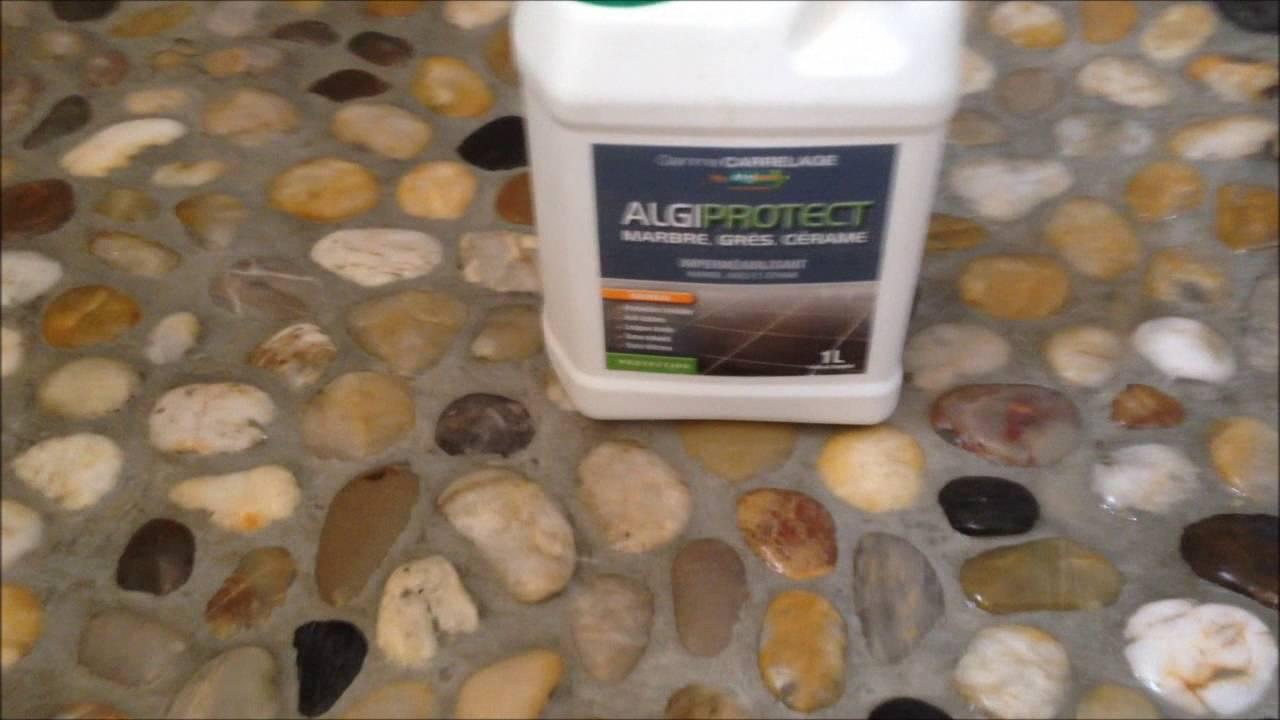 detartrage nettoyage traitement douche italien sol et mur maconnerie martinez