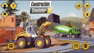 SAIU!! Construction Simulator 2 DE GRAÇA (Download)