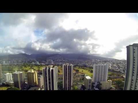 Time-Lapse - Honolulu, Hawaii (Waikiki)