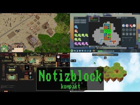 Notizblock kompakt #060: Depraved / Startup Freak / Lobotomy Corporation / Volantia