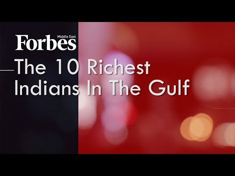 The 10 Richest Indians In The Gulf