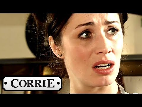 Coronation Street - Shona Reacts to David's New Girlfriend