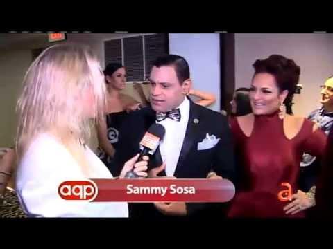 Cumpleaños de Sammy Sosa parte II - América TeVé