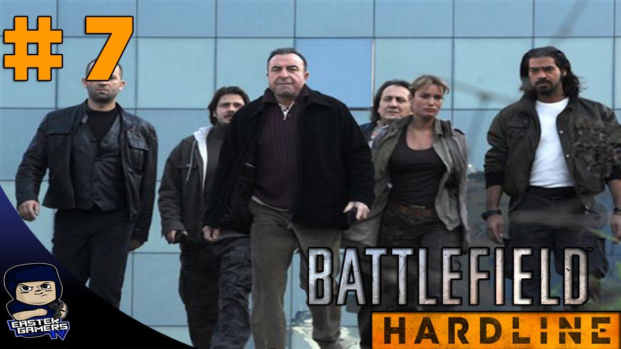 BABANIN FERYADI !!! - Battlefield Hardline - Bölüm 7