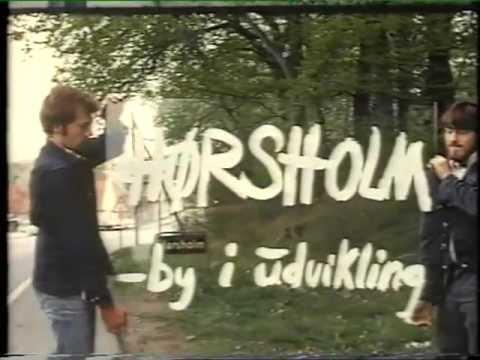 En by i udvikling - Hørsholm 1973