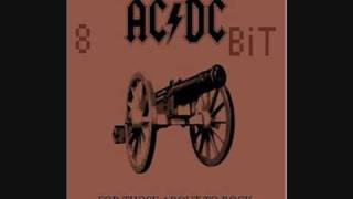 AC/DC For Those About To Rock 8 Bit