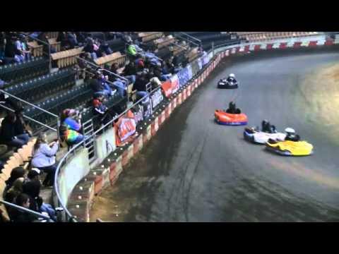 O'Reilly Indoor Kart Nationals Batesville Mississippi 2011 - Jr 1 Lite 3rd  Place