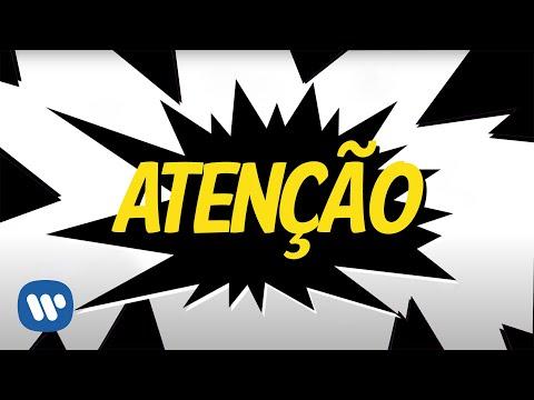 Atenção (Lyric Vídeo) - Anitta